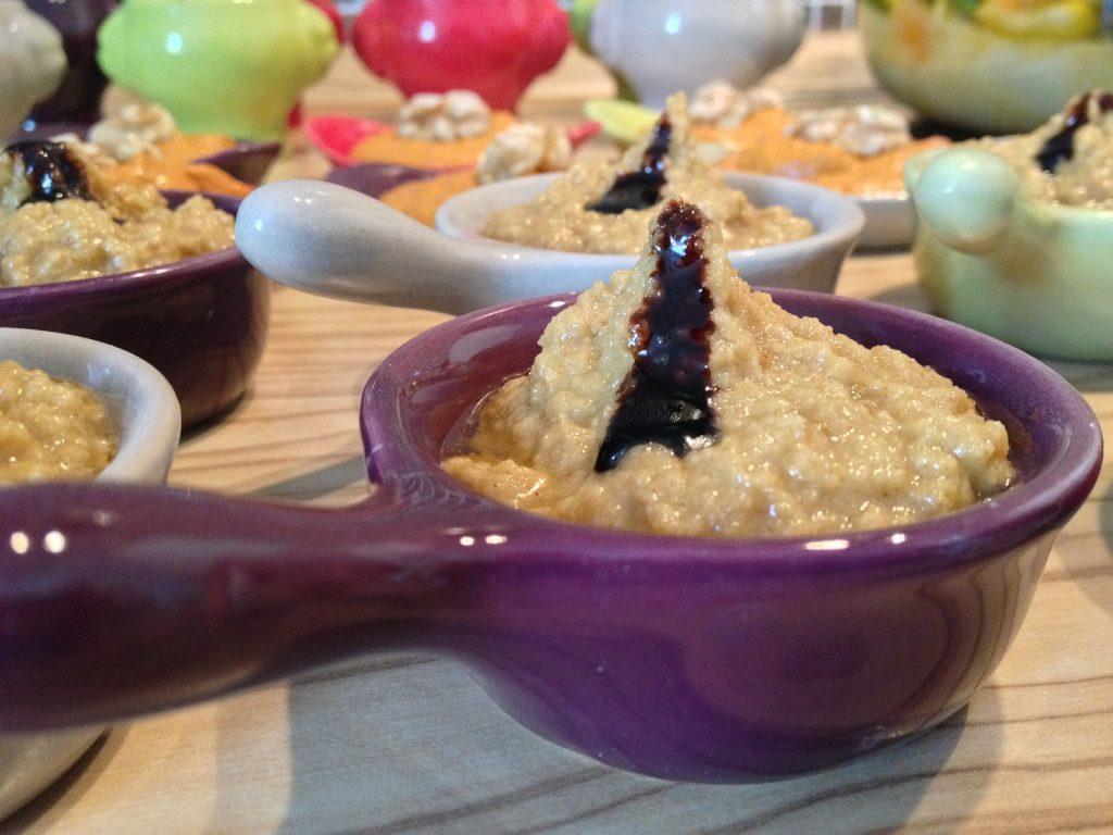 Image of bowls of porridge.