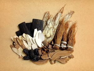 Infertility - Image of Chinese herbs