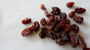 Photo of raisins